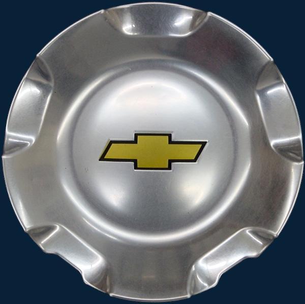 Chevrolet Tahoe Avalanche Silverado 20 Polished Wheel Center Cap USED