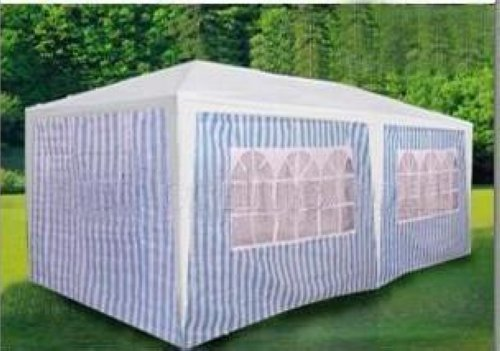 10x30 white party tent gazebo canopy with sidewalls instructions