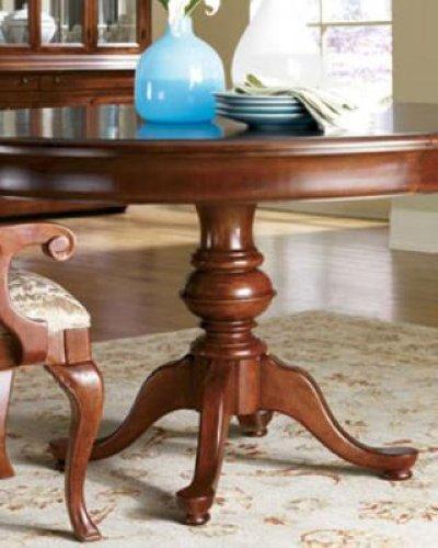 Thomasville Furniture King Street Pedestal Dining Table