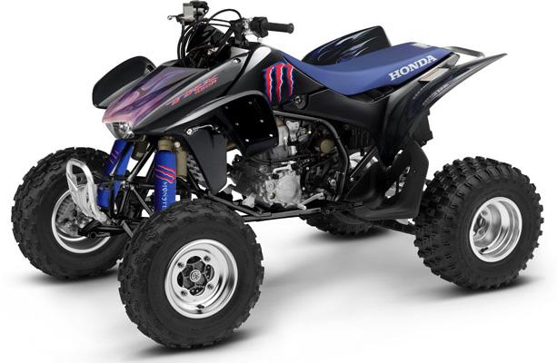 Blue Shock Covers Honda TRX 450 R ER TRX450 450R TRX450R ...