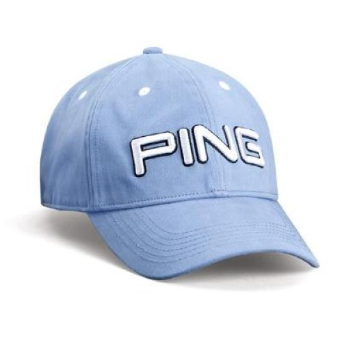 Brand-New-for-2011-PING-Basic-Adjustable-Cap-Hat-Four-Great-Colors