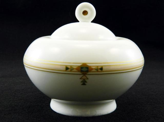 villeroy boch paloma picasso montserrat bone china sugar bowl. Black Bedroom Furniture Sets. Home Design Ideas