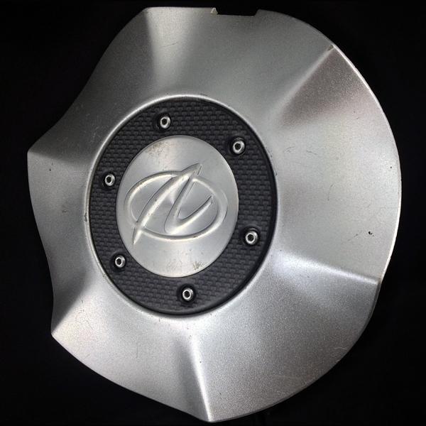 '01 02 Oldsmobile Aurora Silver 6039 Wheel Center Cap GM Part 09592927 Used
