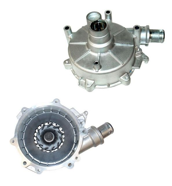 2006 Ford Freestyle Interior: FIVE HUNDRED FREESTYLE MONTEGO 2006-2007 Engine Water Pump