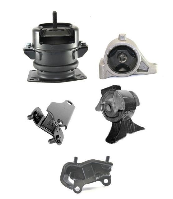 03-04 Honda Pilot & 01-02 Acura MDX Engine And