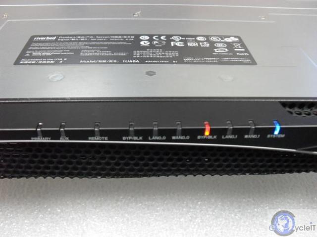 riverbed steelhead 1050l 1050 wan application accelerator