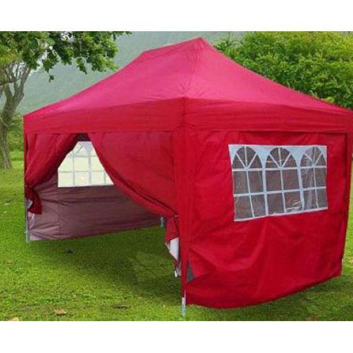Pop Up Sidewalls : Quictent ez pop up canopy gazebo party tent pyramid