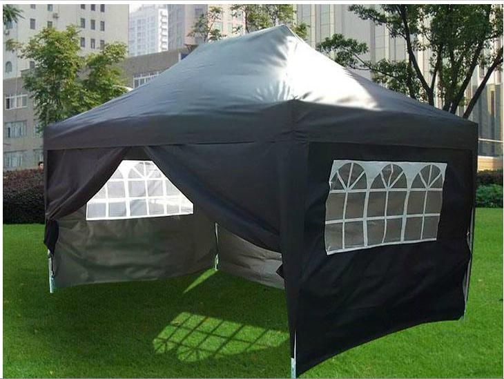 Quictent 10x15 Ez Pop Up Canopy Gazebo Party Tent Pyramid