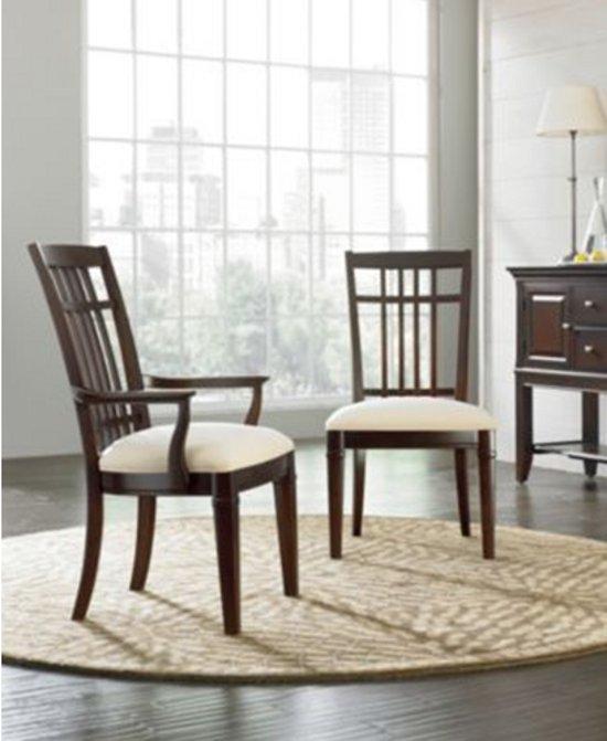 Thomasville Dining Room Sets: Thomasville Furniture Bridges 2.0 6 Pc Dining Chairs Set
