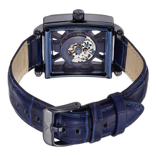 Mens Watches With Brown Leather Band Images Thick