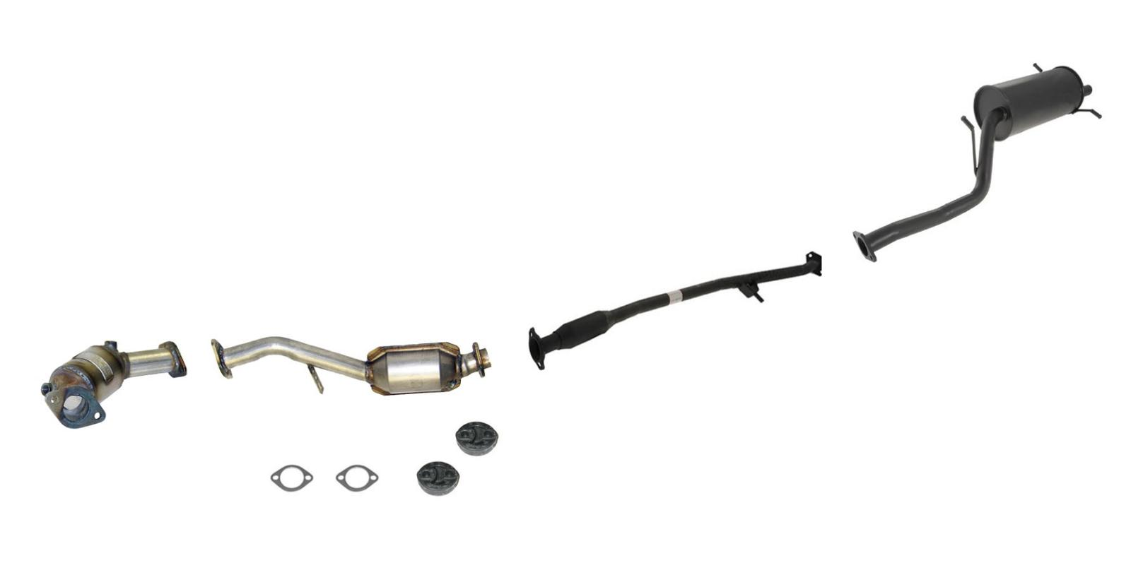 1999 Subaru Legacy Exhaust System Best 2018 Diagram 2001 A6 Exle Electrical Wiring