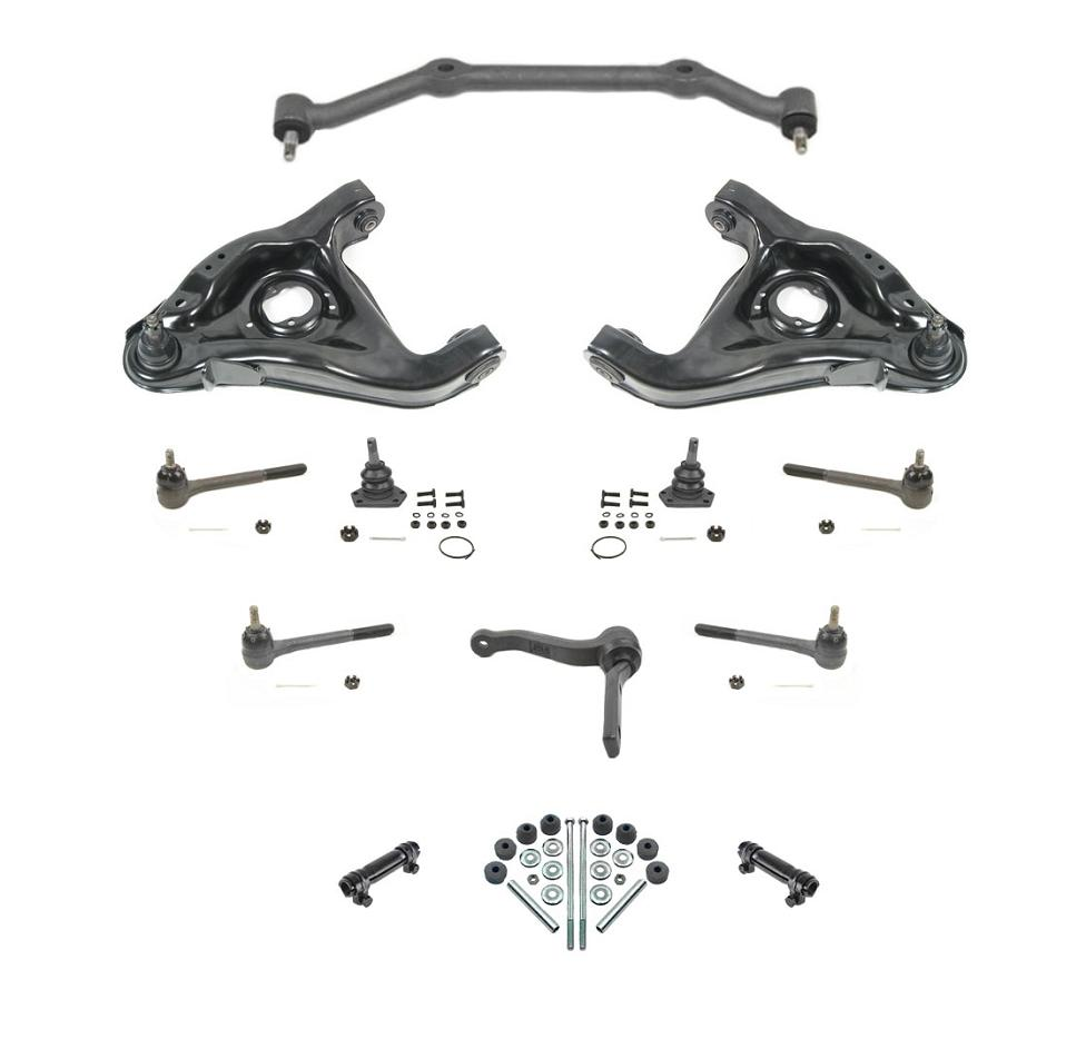 s10 jimmy sonoma hombre 2wd only    suspension  u0026 steering