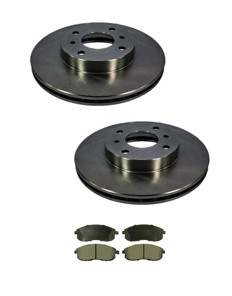Front Disc Brake Rotors And Brake Pads For G20 99