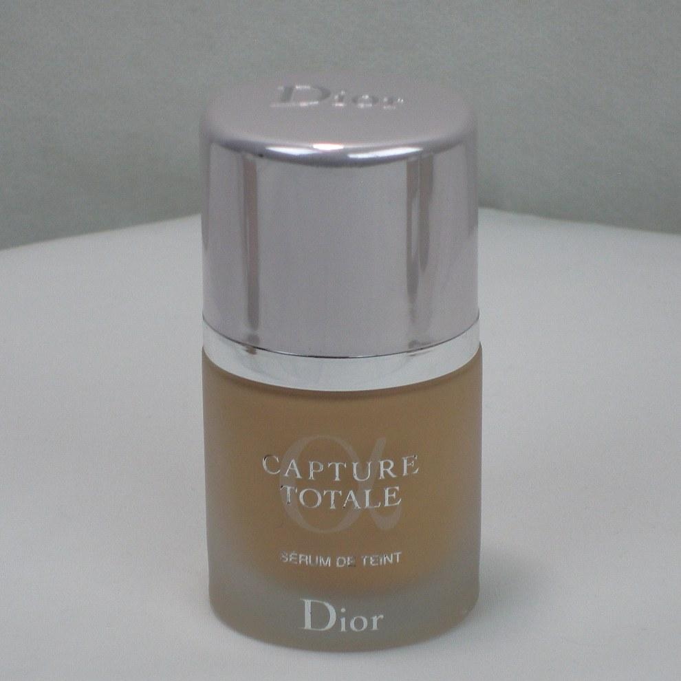dior capture totale serum de teint foundation 1 oz unboxed ebay. Black Bedroom Furniture Sets. Home Design Ideas