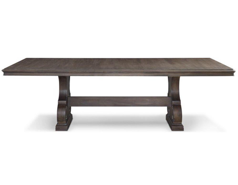 Thomasville furniture harlowe finch benedict dining table choose finish ebay - Thomasville kitchen tables ...