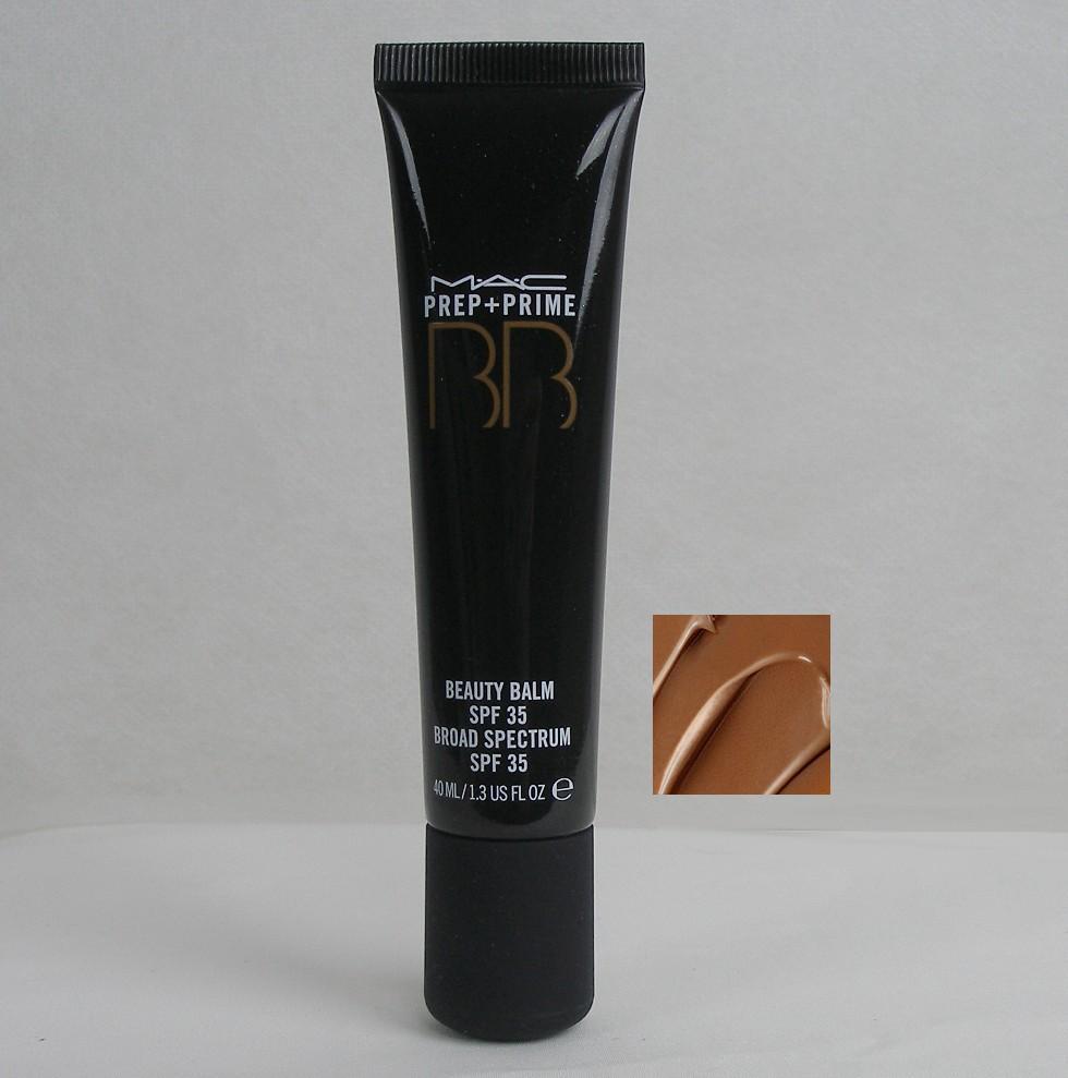 mac prep prime bb beauty balm spf 35 nib choose dark. Black Bedroom Furniture Sets. Home Design Ideas