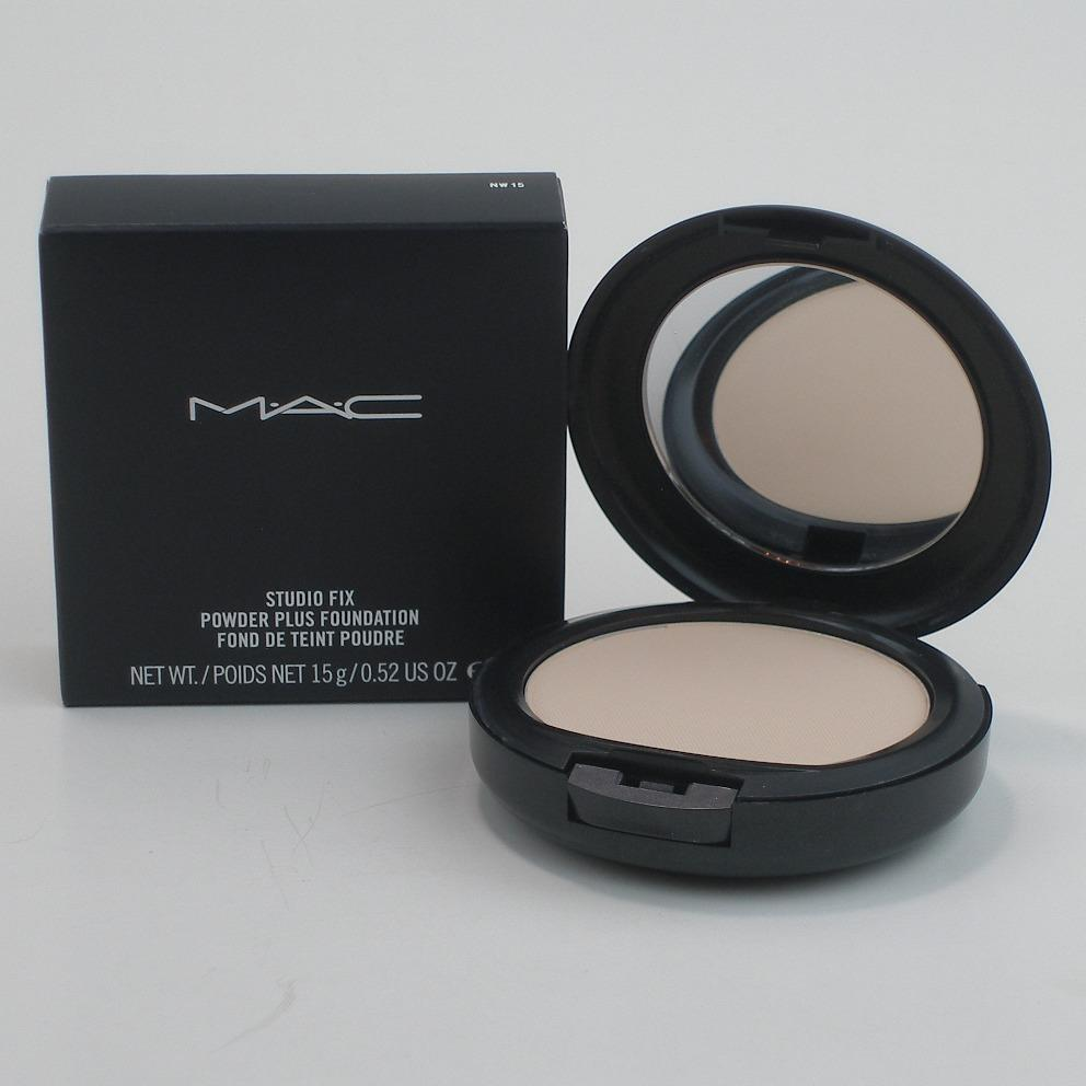 mac studio fix powder plus foundation boxed choose nc15