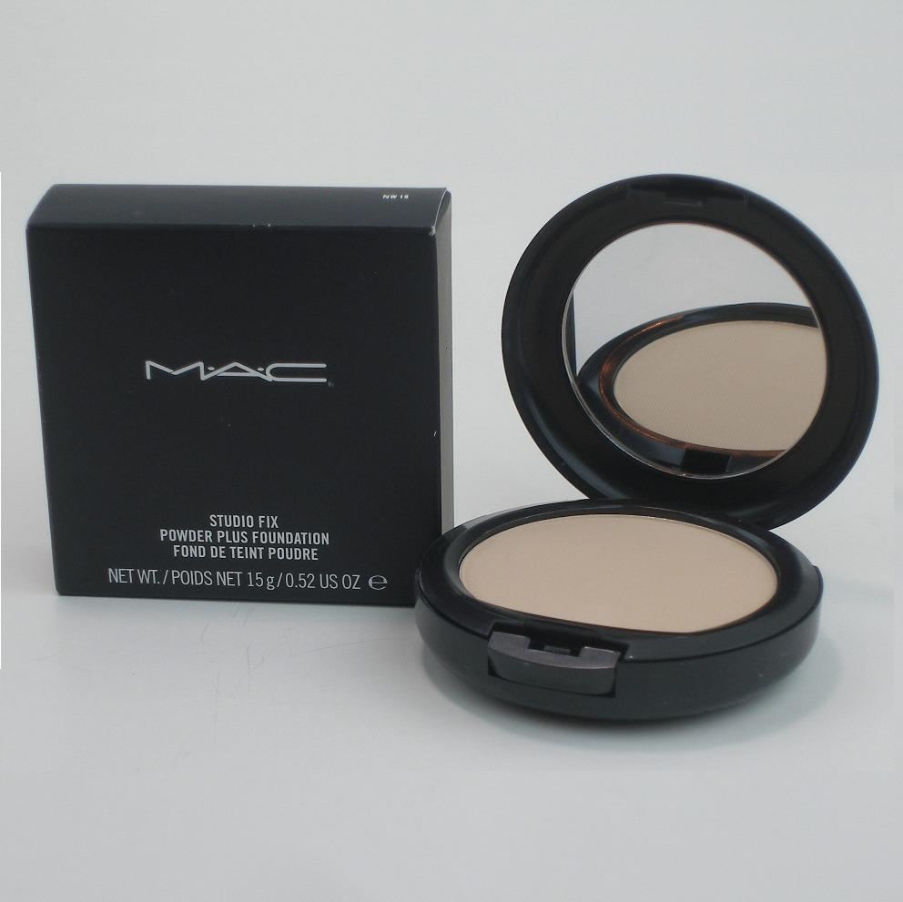 mac studio fix powder plus foundation boxed choose nc15 nw15 nw18 nw20