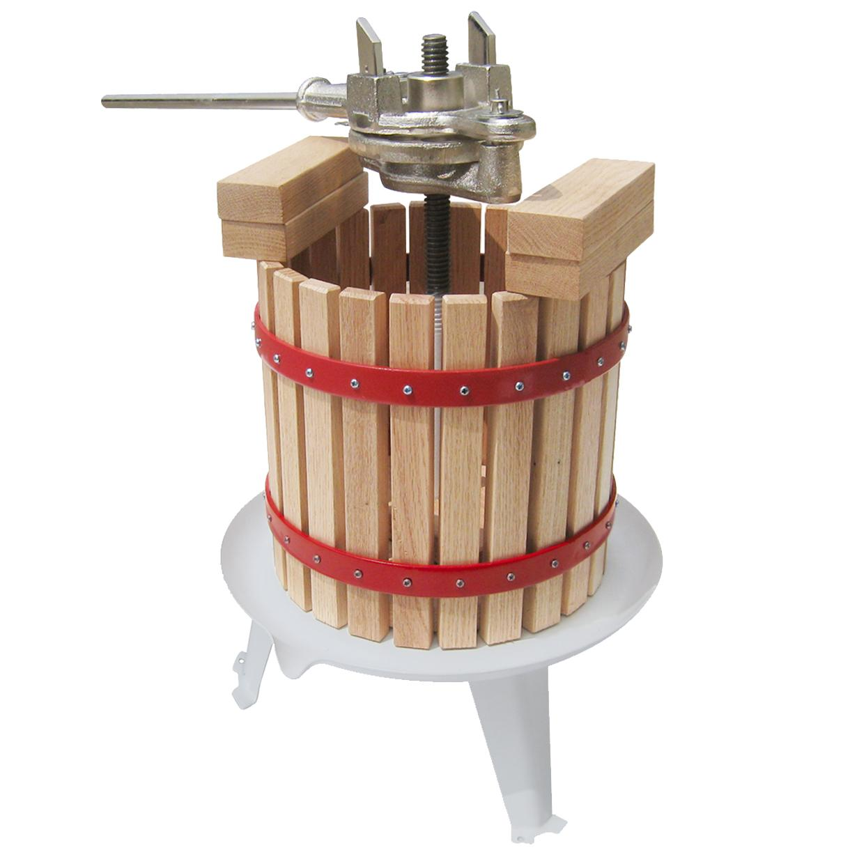 How to Build a Cider Press - DIY 54