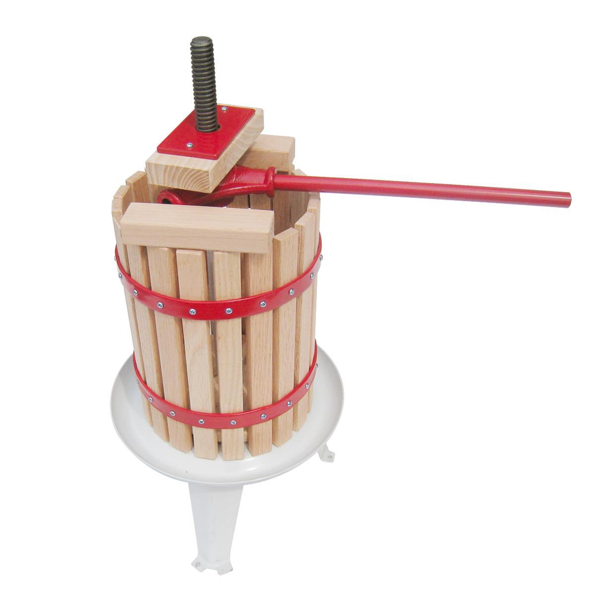 Maxtra fruit press wine press apple press grape press for Home wine press