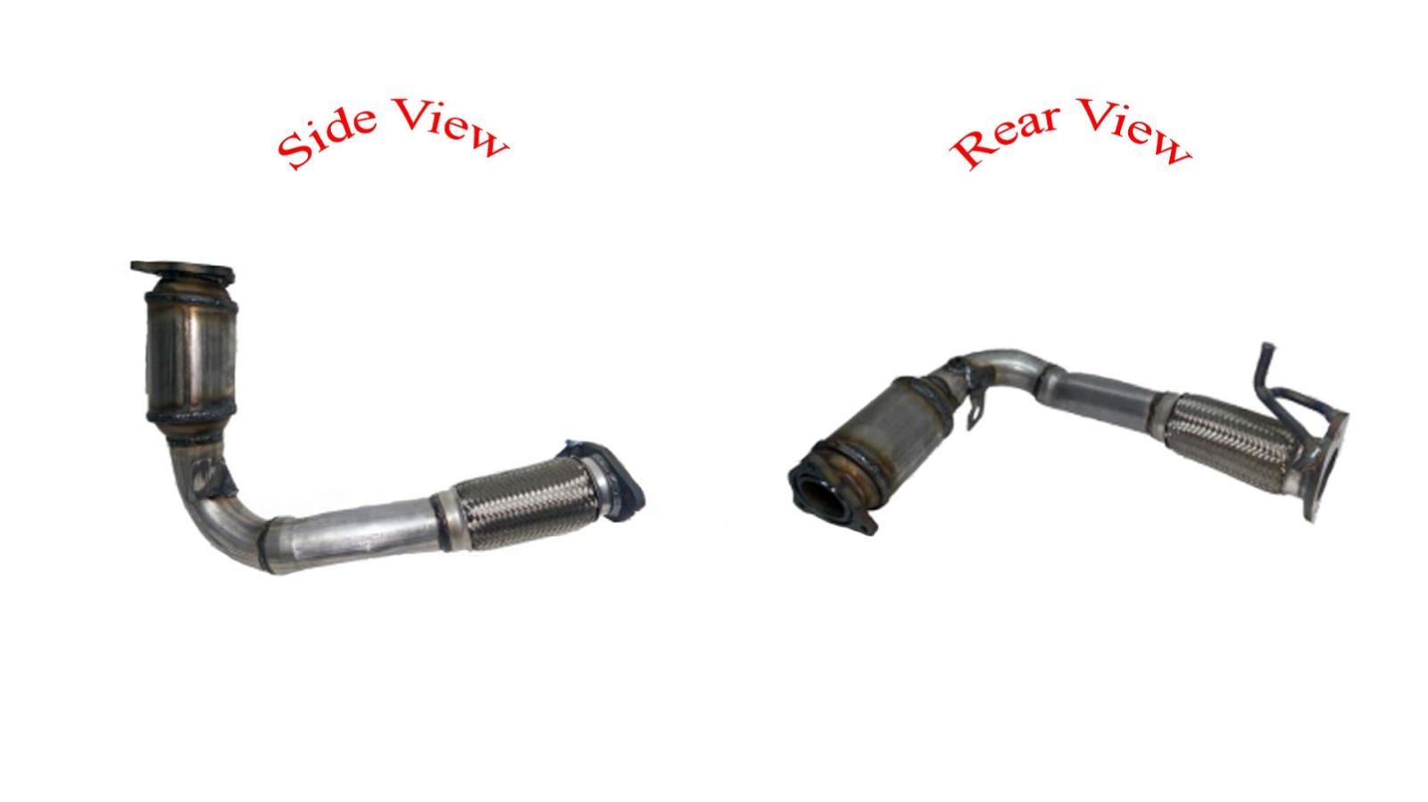 2011 Gmc Terrain Flex Pipe Repair Kit on 2014 Subaru Tribeca Engine