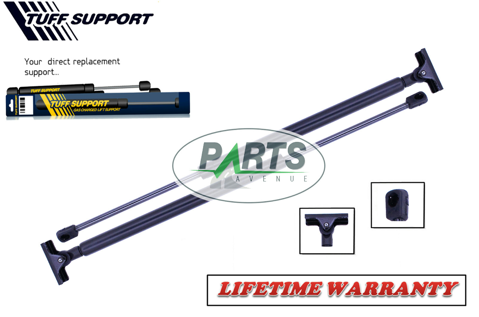 strong arm lift support installation instructions