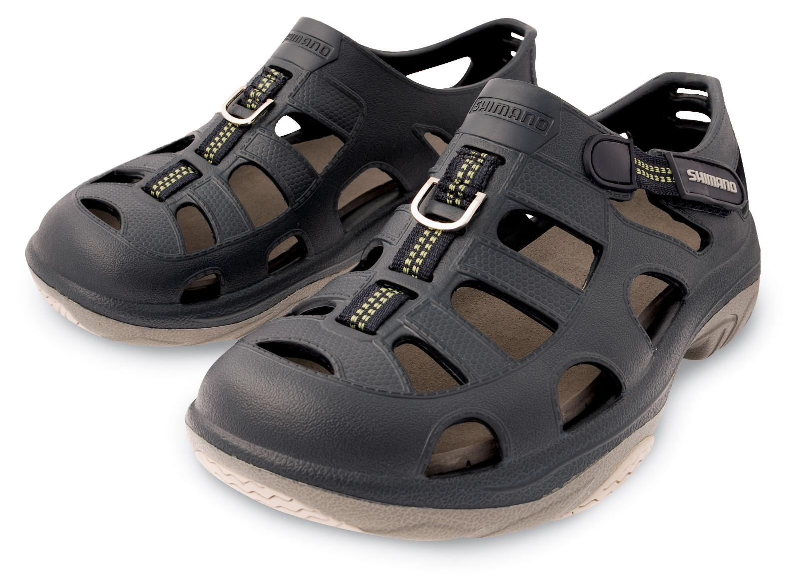 shimano evair marine fishing shoes sandals mens womens