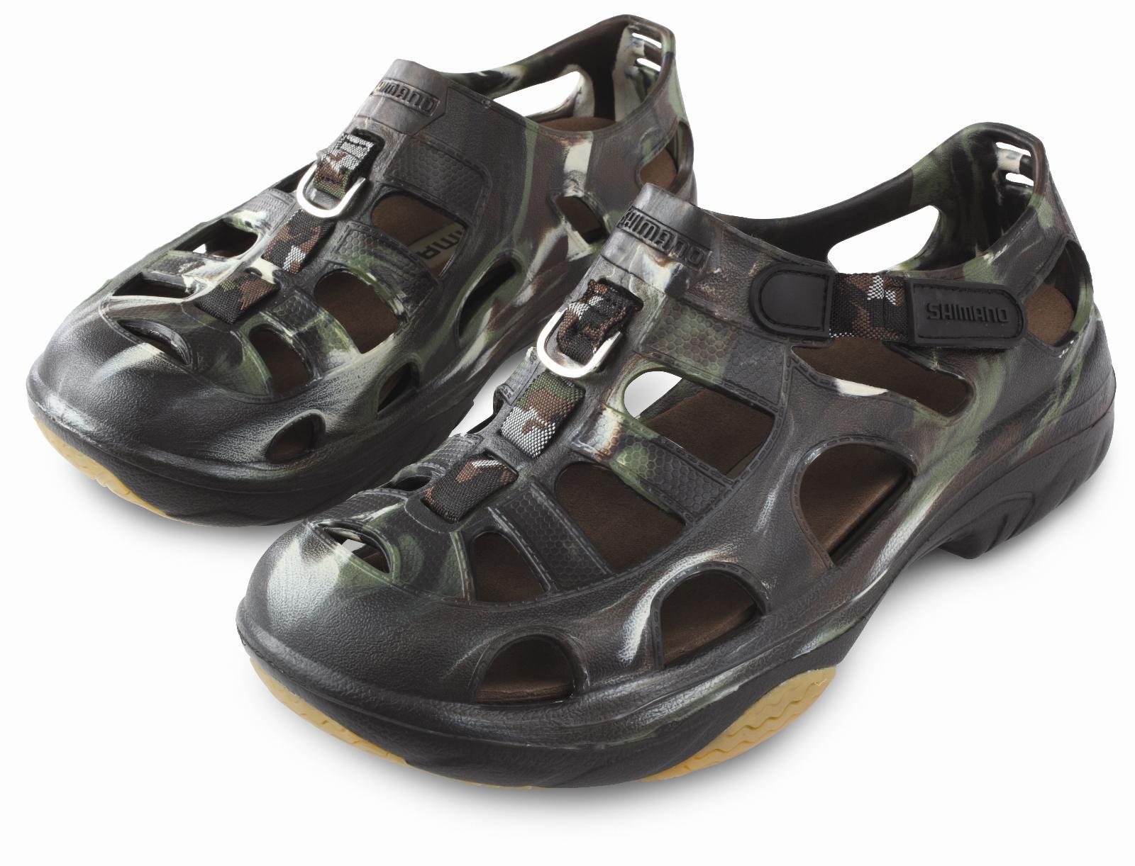Shimano Evair Marine / Fishing Shoes Sandals Mens / Womens ...