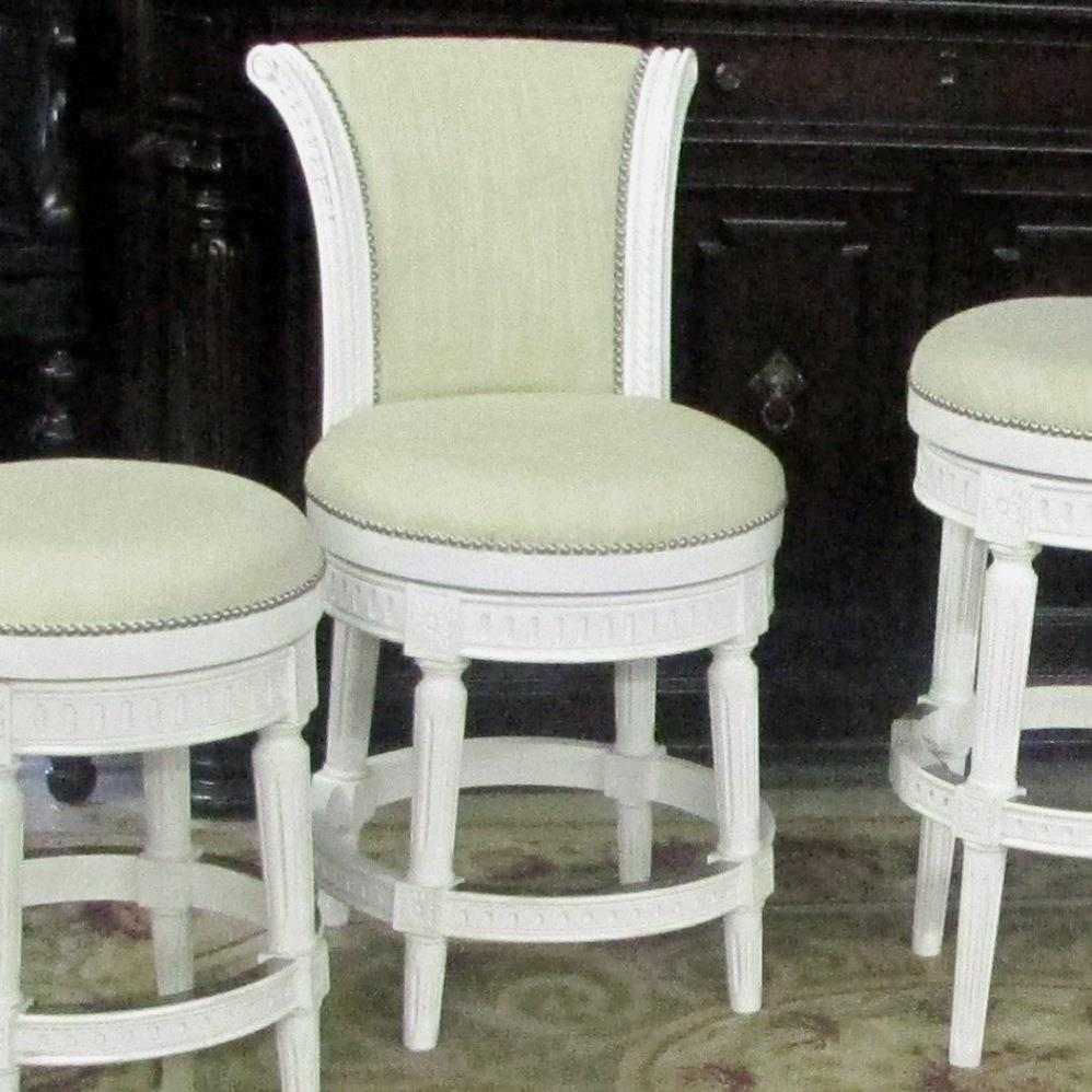 Frontgate Furniture Manchester Swivel Bar Stools Amp Counter