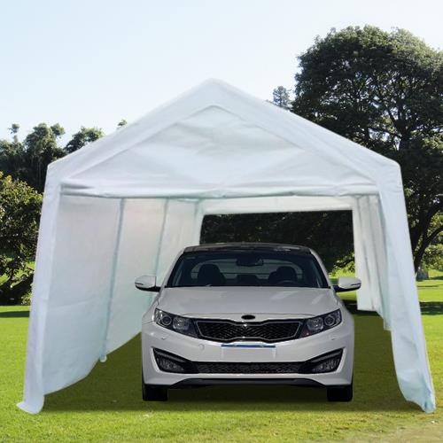 Canopy Garage Shelter : Quictent heavy duty carport garage car shelter