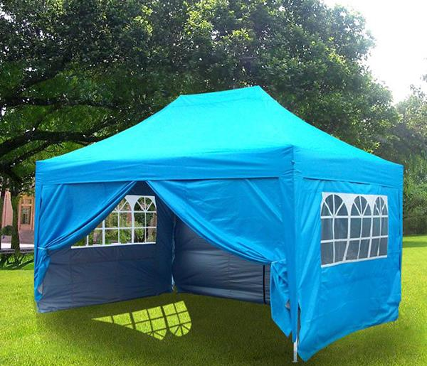 Quictent Silvox 174 10x15 Pop Up Canopy Gazebo Party Tent