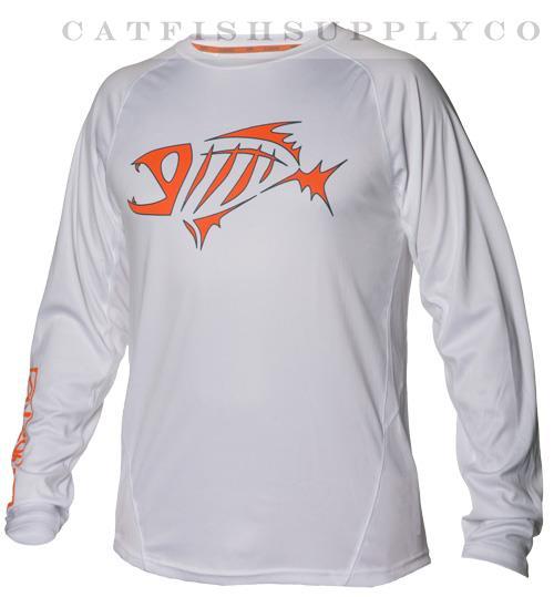 G loomis urso tech tee shirt 100 polyester long sleeve for Polyester fishing shirts