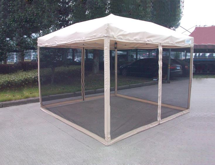 Quictent Ez Pop Up Gazebo Party Tent Canopy Mesh Screen