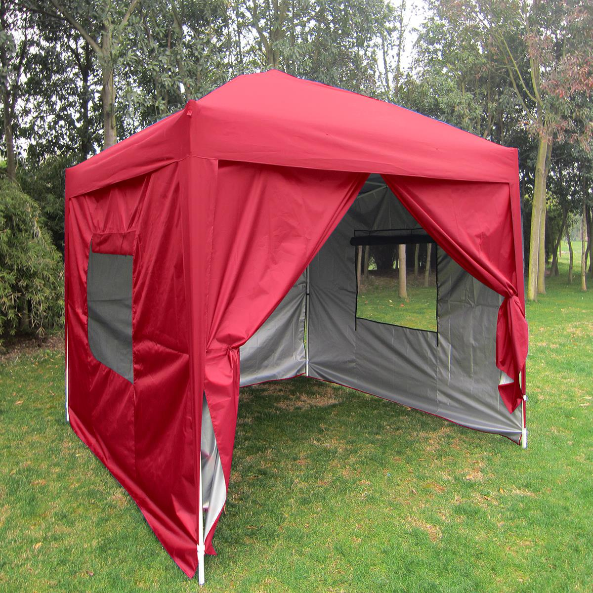 Quictent Privacy 174 8 X8 Screen Curtain Pop Up Party Tent