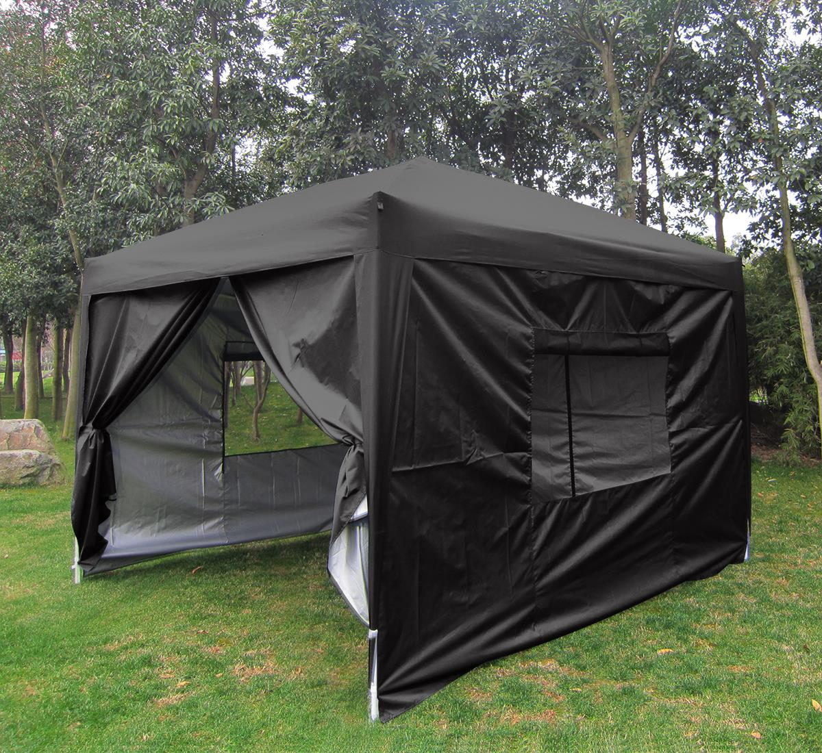 Pop Up Privacy Shelter : Quictent privacy x screen curtain pop up party tent