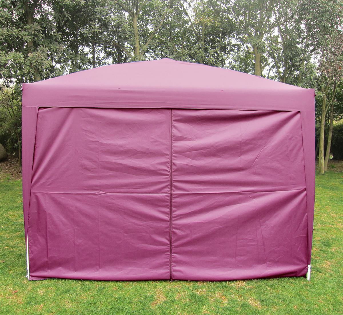 X10 Outdoor Lighting: Quictent Privacy® 10'X10'Screen Curtain Pop Up Party Tent