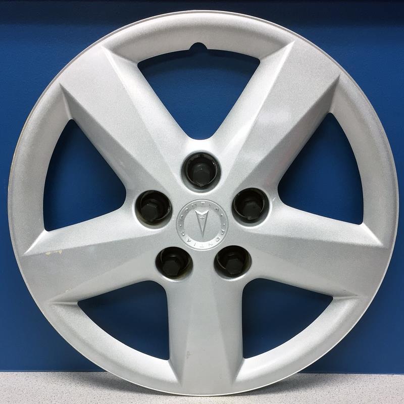 one 39 05 08 pontiac grand prix 5137 16 hubcap wheel cover oem 09595570 used ebay. Black Bedroom Furniture Sets. Home Design Ideas