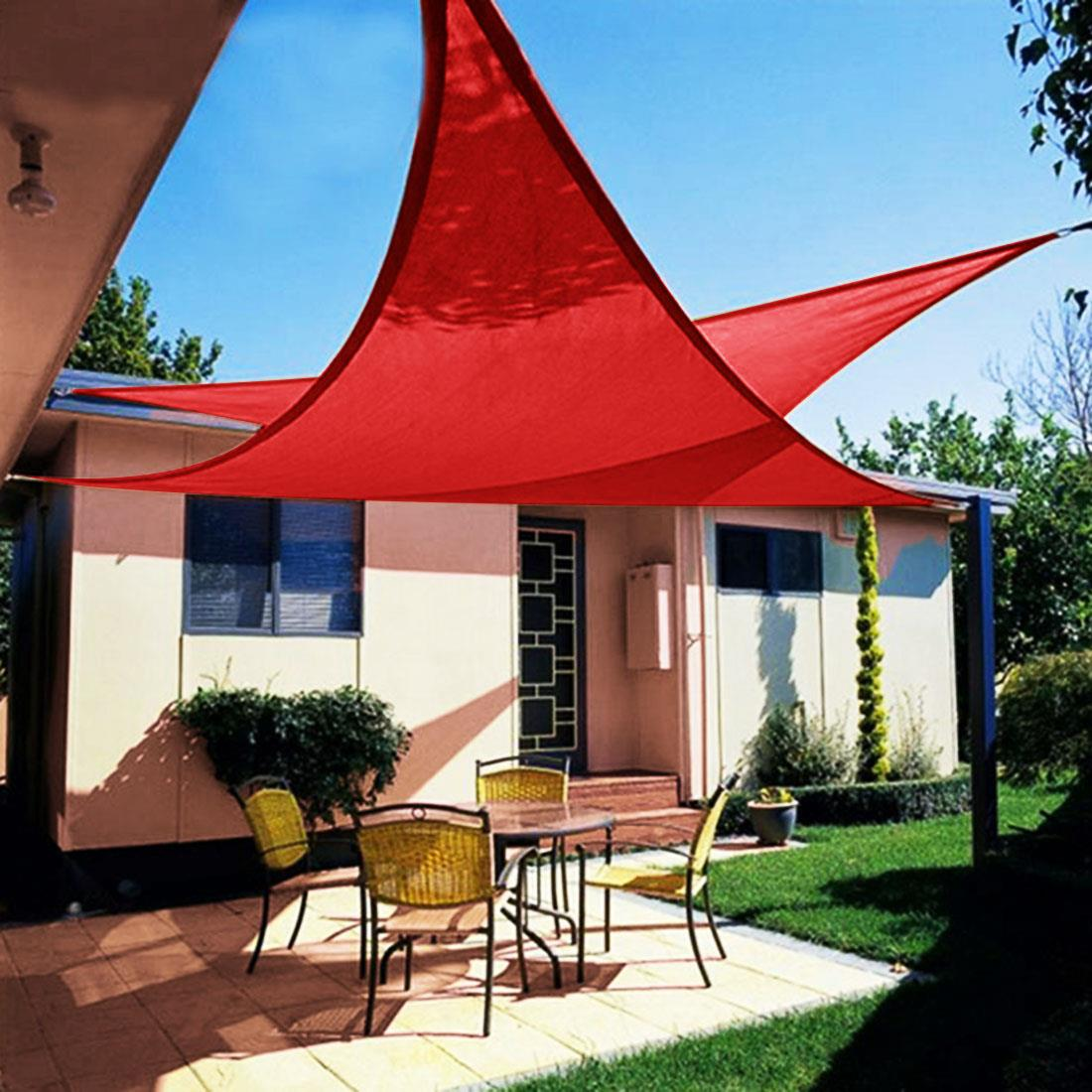 Quictent 12 18 20 FT Triangle Sun Shade