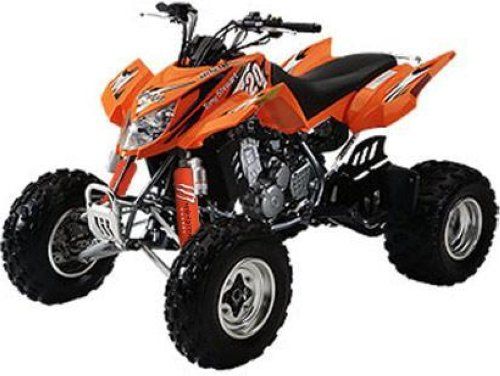 orange shock covers arctic cat auto 300 375 dvx 250 300. Black Bedroom Furniture Sets. Home Design Ideas