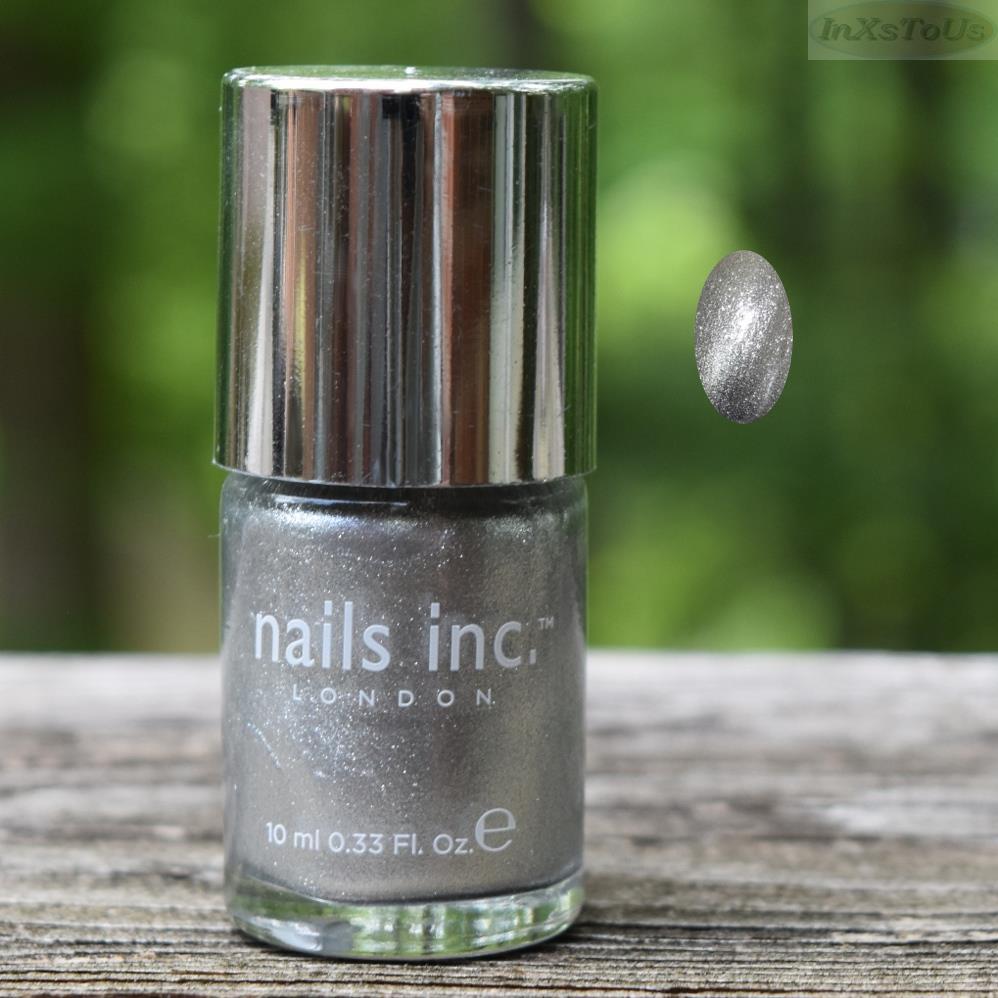 Nails Inc Glitter Shimmer & Foil Nail Polish 0.33 oz - Choose Shade ...