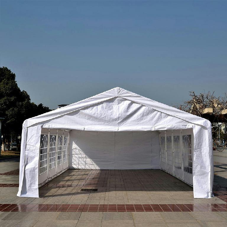 Quictent 9x6 5m Marquee Party Tent Wedding Tent Garden